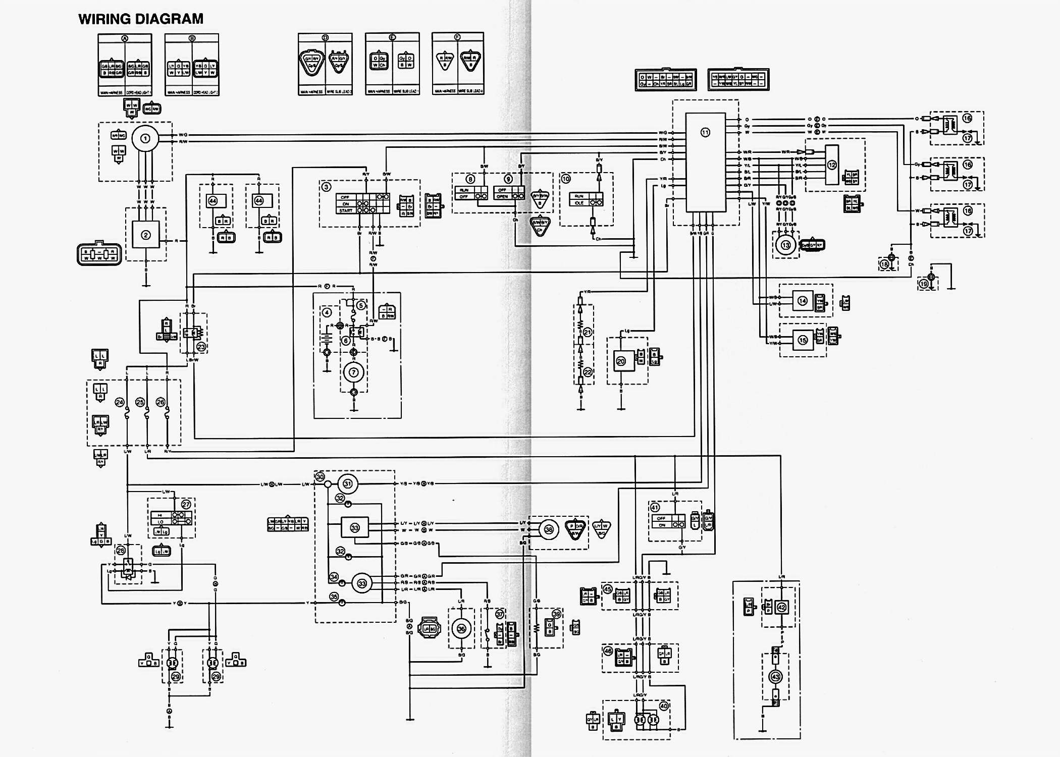 2001 yamaha phazer 500 wiring diagram - wiring diagrams button bell-breed -  bell-breed.lamorciola.it  bell-breed.lamorciola.it