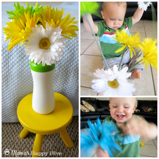 Montessori Inspired Activities for Toddlers - Week 1 - Mama's Happy Hive
