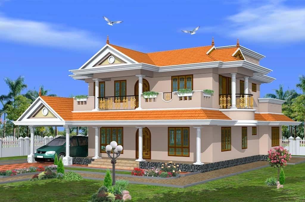 Kerala home design i