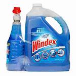 Windex Original Glass Cleaner (128 oz. refill + 32