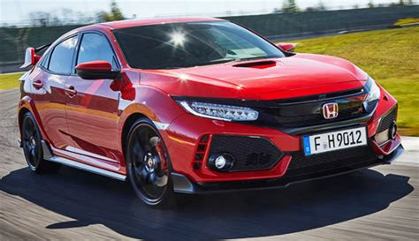 2020 Honda Civic Type R Automatic Review