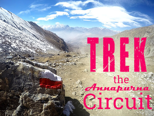 13 day Annapurna Circuit Trekking Guide in Nepal with No Guide