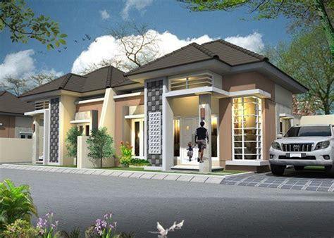 Desain Rumah Minimalis Modern Dengan Batu Alam Sinergi Stone