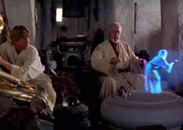 Los mejores momentos de la princesa Leia en 'Star Wars'