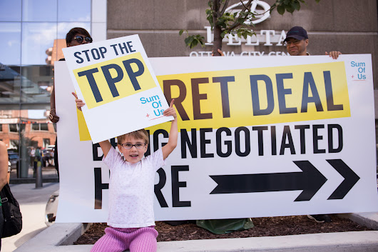 Why Canadians Have Good Reason to Be Wary of the TPP - Michael Geist