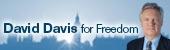 David Davis for freedom