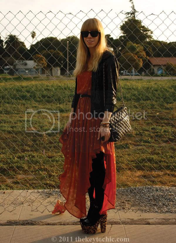 asymmetrical star print dress, sequin jacket, Steve Madden Shazzam leopard heels, southern California fashion blog