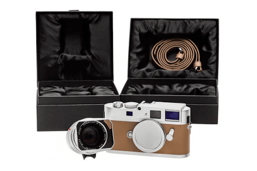Have $21,000 lying around? Splurge for the Leica M Monochrom Silver Anniversary Edition