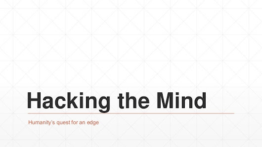 Hacking the mind
