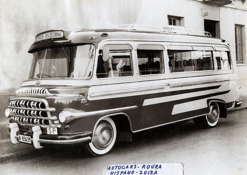 Autocar Hispano Suiza 1958
