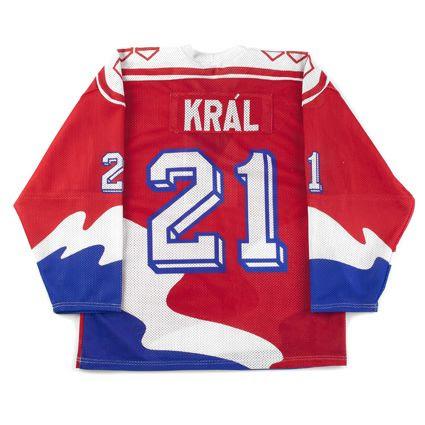 Czechoslovakia 1991-1992 jersey photo Czechoslovakia1991-1992B.jpg