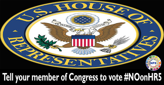 Tell Congress: Vote NO on H.R. 5 - The Student Success Act