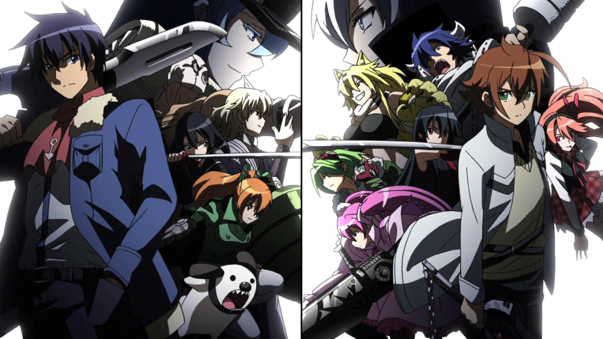 Request Turn this Akame ga Kill thingy into a dual ...