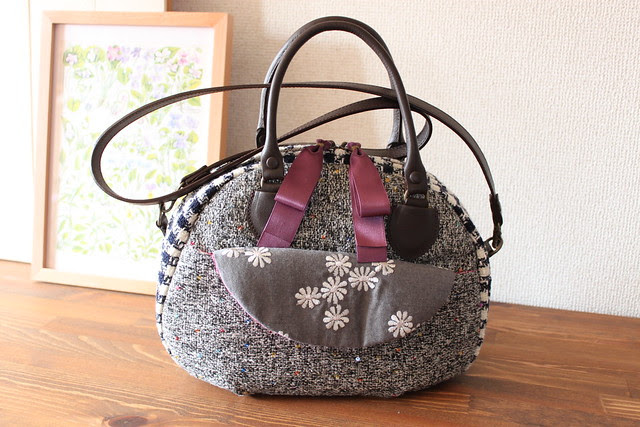 boston bag_sequin