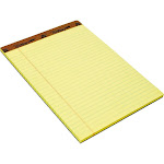 Tops Perforated Legal Ruled Letter Pad 9-Count