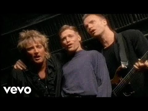 Bryan Adams, Rod Stewart, Sting - All For Love (Original Motion Picture)