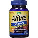 Natures Way Vitamins, Men's, Gummy - 60 gummies