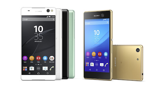 Sony focuses on selfies and megapixels with new Xperia C5 Ultra and M5