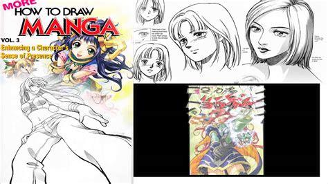 draw manga series  youtube