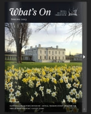 Royal Museums Greenwich Spring What's On Guide