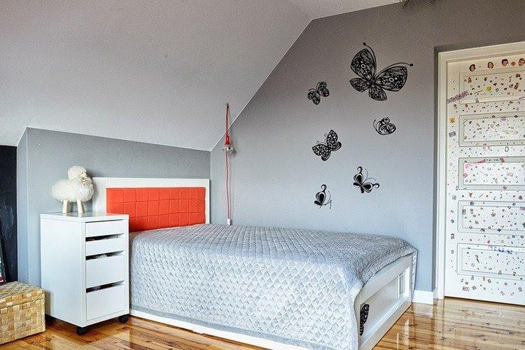 25 Ideen für trendige Wandgestaltung im Jugendzimmer