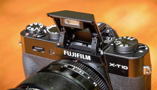Fujifilm X-T10 hands on: Compact Camera with Fast autofocus