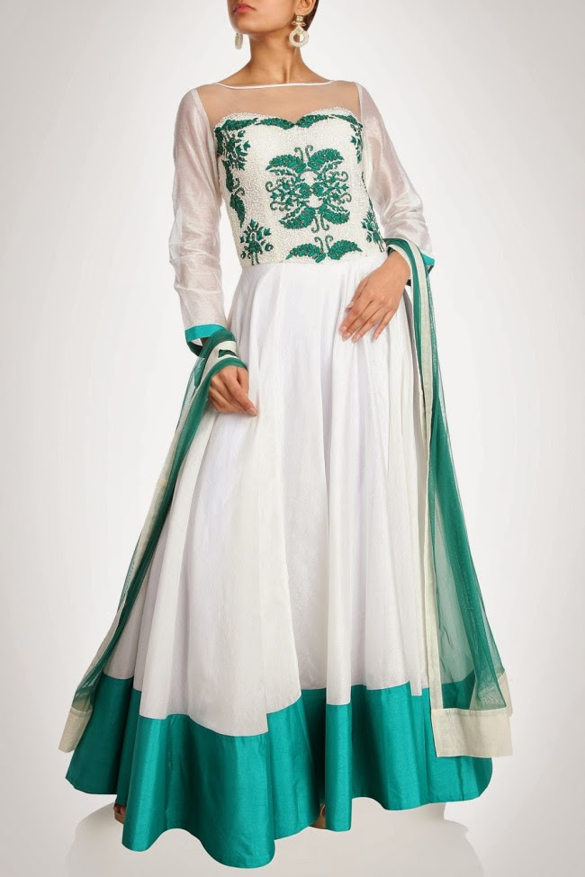 Anarkali-Ankle-Length-New-Fashion-Frock-Suits-by-Designer-Charu-Parashar's-Girls-Outfits-2