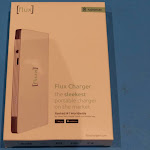 FLUX FC201 4000MAH PORTABLE CHARGER FOR IPHONE AND ANDROID