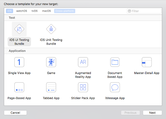 A guide to how to prepare your iOS app for UI testing