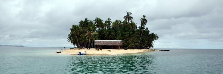 Notre traversée entre la Colombie et Panama par les Caraibes.
