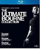 ジェイソン・ボーン トリロジー Blu-rayセット <初回限定版>