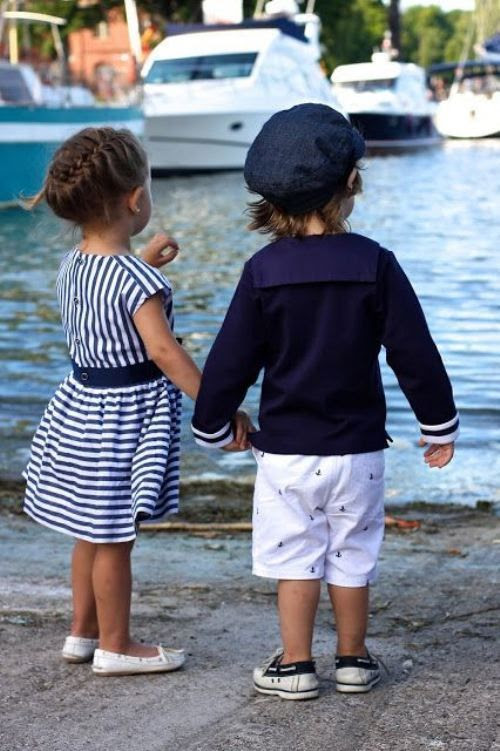 Cute Kid Outfits : theBERRY  This looks so old-fashioned pretty! Look at her hair!