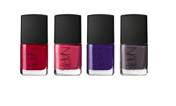 NARS Guy Bourdin Collection Beautiful Stranger Nail Set