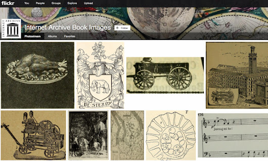 The Internet Archive Has Added Millions of Historic Images to Flickr