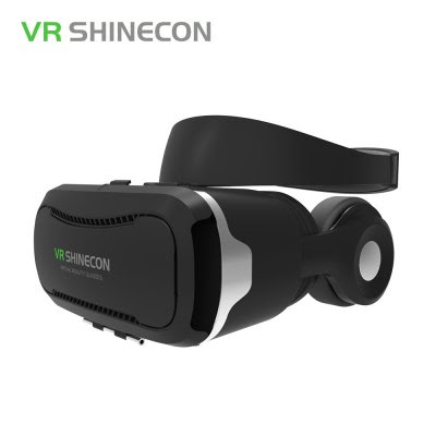 VR SHINECON SC - 2GE 3D VR Augmented Reality Glasses -$37.51 Online Shopping| GearBest.com