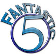 Fantastic Five - 5 x 10ml