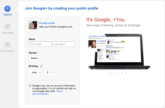 The 2013 Google+ Marketing Guide