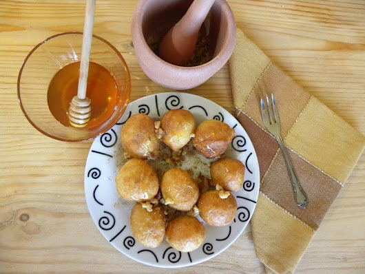 Loukoumades or Lokmades - Greek and Cypriot Doughnuts - Kopiaste..to Greek Hospitality