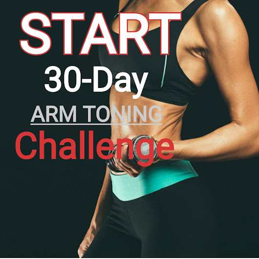 Challenge for Toned Arms in 30-Days