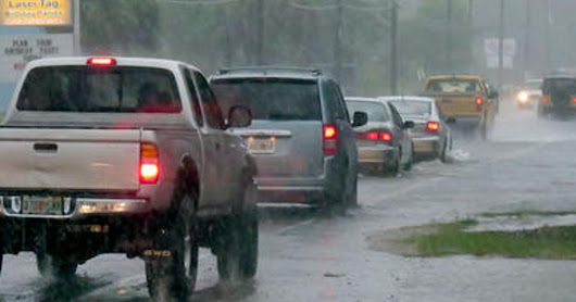 Escambia County: Flash flood warning in effect