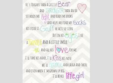 Daddys Little Girl Poems For Fathers Day Related Keywords