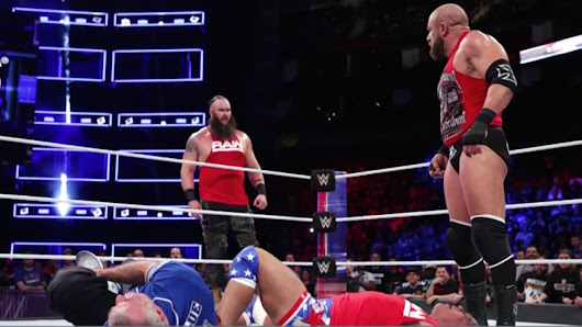 Survivor Series Proved No One Cares about 'Raw' vs. 'Smackdown'