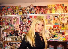 Me in my studio at Piddlestixs!