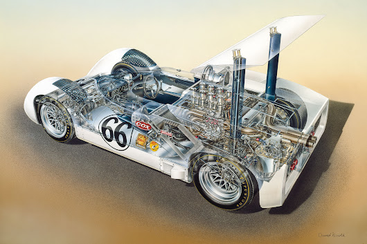 The Chaparral 2E Was A Guiding Light in Race Car Aerodynamics - Hot Rod Network