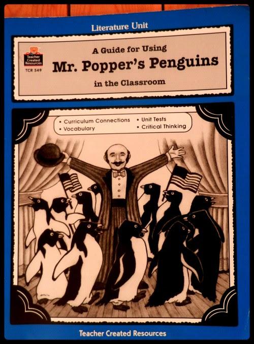 Mr. Popper's Penguins - Lit Guide Review