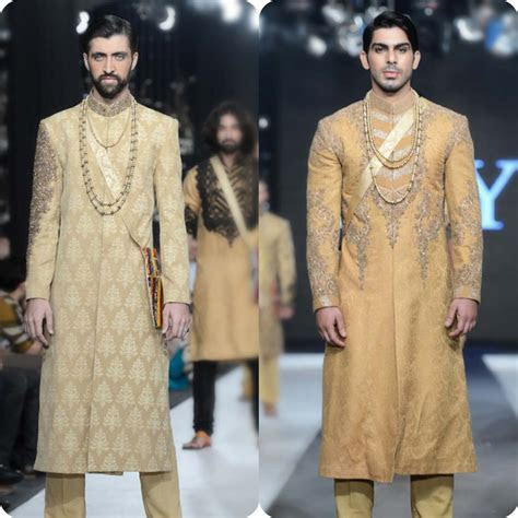 Latest Sherwani Designs 2017 For Groom In Pakistan