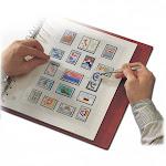 Stamp Albums Hingeless-East Germany 1949-1960