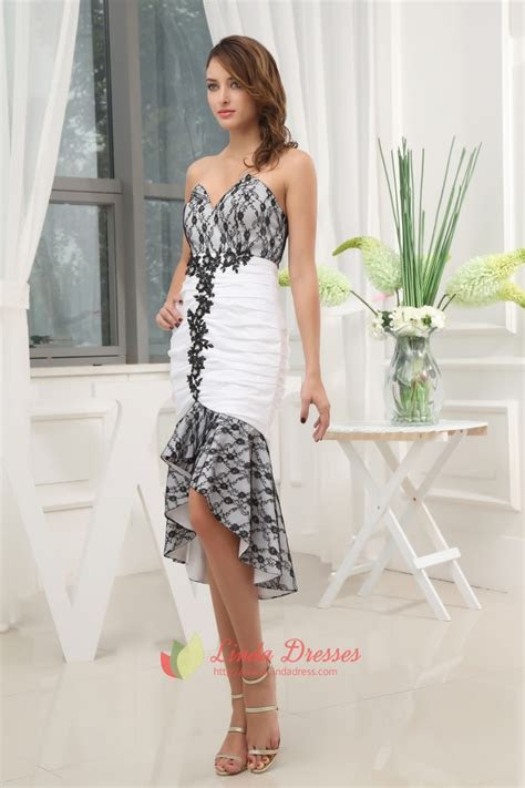 Front Short Back Long High Low Dress Casual,High Low