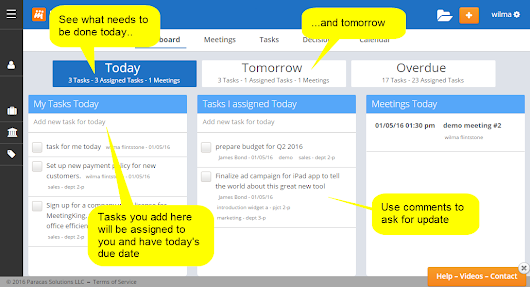 How to keep your task list manageable | MeetingKing