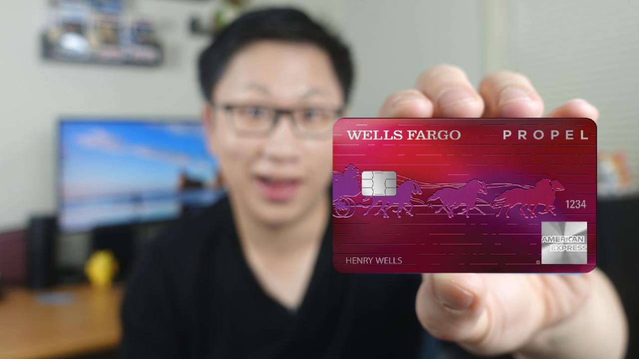 Wells Fargo Propel American Express Review — AskSebby